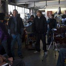 Il cast di Sons of Anarchy nell'episodio Firinne