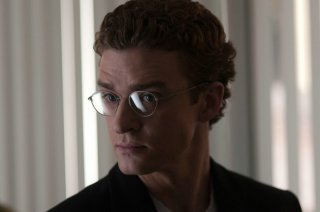Justin Timberlake nel film The Social Network