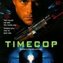 La locandina di Timecop - indagine dal futuro