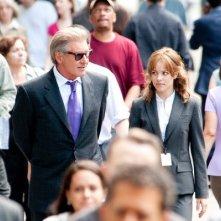 Rachel McAdams con Harrison Ford nella commedia Morning Glory