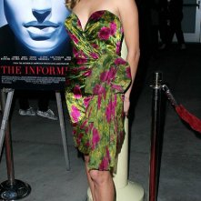 Angela Sarafyan alla premiere del film The Informers in Hollywood,16 Aprile 2009