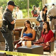 George Eads in CSI: Scena del crimine nell'episodio Wild Life