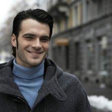 Giulio Berruti è Hugo nel film Bon Appetit