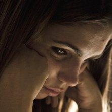 Irene Escolar è Nuria nel film Cruzando el límite