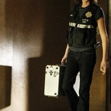 Jorja Fox in CSI: Scena del crimine nell'episodio Wild Life