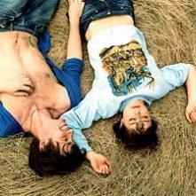 Liam Browne e Nancy Trotter Landry, protagonisti del film Brilliantlove