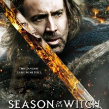 Nuovo poster per Season of the Witch