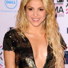 Shakira agli MTV European Music Awards a Madrid