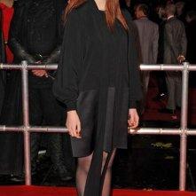Bonnie Wright alla premiere di Harry Potter e i doni della morte - parte 1