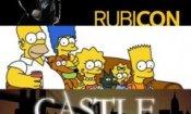 Cancellato Rubicon, Castle e I Simspon proseguono
