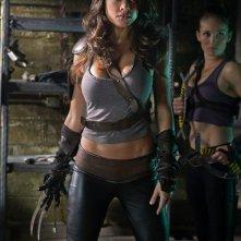 Harriet (Lindsay Hartley) in una sequenza dell'episodio Abandoned di Smallville