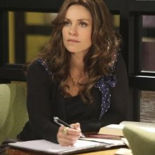 Amy Brenneman in Private Practice nell'episodio Can't Find My Way Back Home