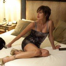 Belen Rodriguez in una scena del film Se sei così, ti dico di sì