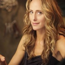 Kim Raver in Grey's Anatomy nell'episodio Slow Night, So Long
