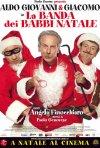 La locandina di La banda dei Babbi Natale