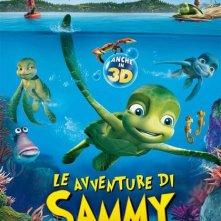 La locandina di Le avventure di Sammy - Il passaggio segreto