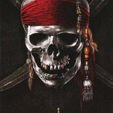 La locandina di Pirates of the Caribbean: On Stranger Tides