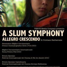 Locandina Italiana di A Slum Symphony