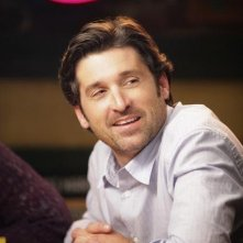 Patrick Dempsey in Grey's Anatomy nell'episodio Slow Night, So Long