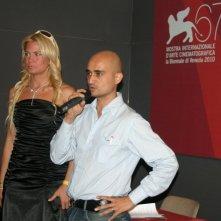 Ruben Maria Soriquez a Venezia 67 con Tatiana Lorenzetti