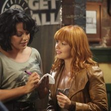 Sara Ramirez in Grey's Anatomy nell'episodio Slow Night, So Long