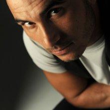 Un ritratto dell'attore Francesco Di Leva