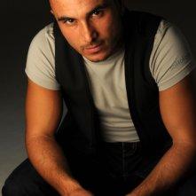 Una foto dell'attore Francesco Di Leva