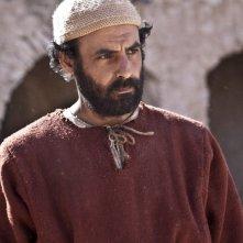Ahmed Hafiene nel film Io sono con te