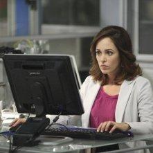 Autumn Reeser nell'episodio No Ordinary Accident di No Ordinary Family