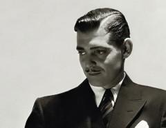Clark Gable, cinquant'anni senza il Re