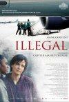 La locandina italiana del film Illegal