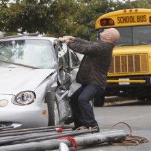 Michael Chiklis nell'episodio No Ordinary Accident di No Ordinary Family