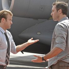 Alex O'Loughlin e Scott Caan in Hawaii Five-0 nell'episodio Po 'ipu