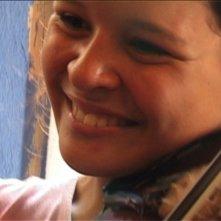Angelica Olivo, una delle protagoniste del film A Slum Symphony
