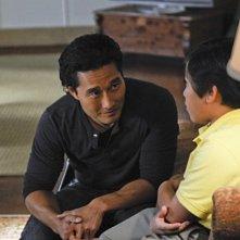 Daniel Dae Kim in Hawaii Five-0 nell'episodio Po 'ipu
