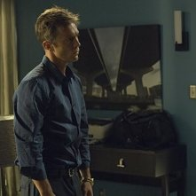 Desmond Harrington in una scena dell'episodio Take It! di Dexter