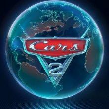 La locandina di Cars 2