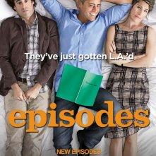 La locandina di Episodes