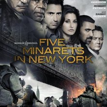 La locandina di Five Minarets in New York