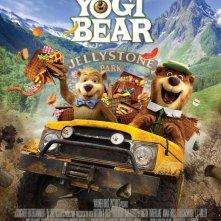 Ancora un nuovo poster per Yogi Bear in 3D