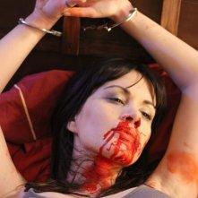 Crisula Stafida in una sequenza shock de Il marito perfetto, regia di Lucas Pavetto
