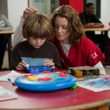 Elizabeth Banks in una scena del film The Next Three Days