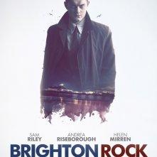 La locandina di Brighton Rock