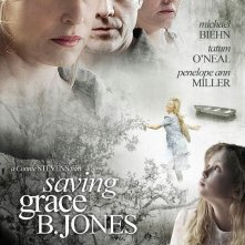 La locandina di Saving Grace B. Jones