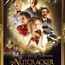 Poster USA per il film The Nutcracker in 3D
