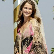 Keri Russell in Running Wilde nell'episodio Best Man