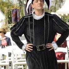 Peter Serafinowicz in Running Wilde nell'episodio Best Man
