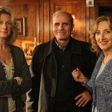 Angela Finocchiaro e Lunetta Savino con Nino Castelnuovo in Due mamme di troppo