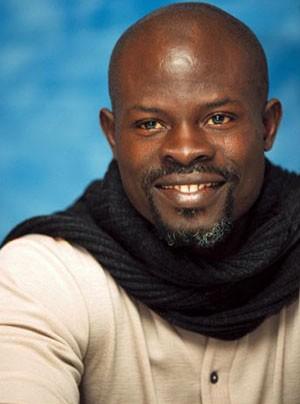 foto di Djimon Hounsou