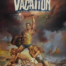 La locandina di National Lampoon's Vacation
